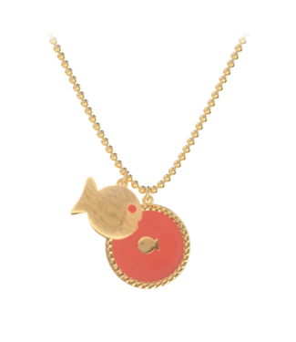 Necklace Summer Bubbling