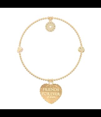 Bracelet Bamba Friends forever