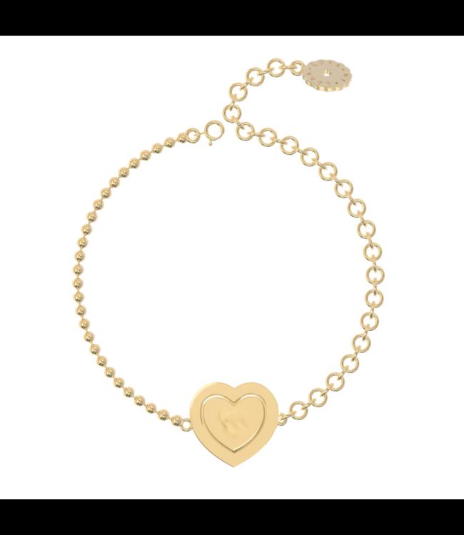 Armband Bindi Heart