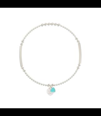 Bracelet Candy-Caribbean Turquoise