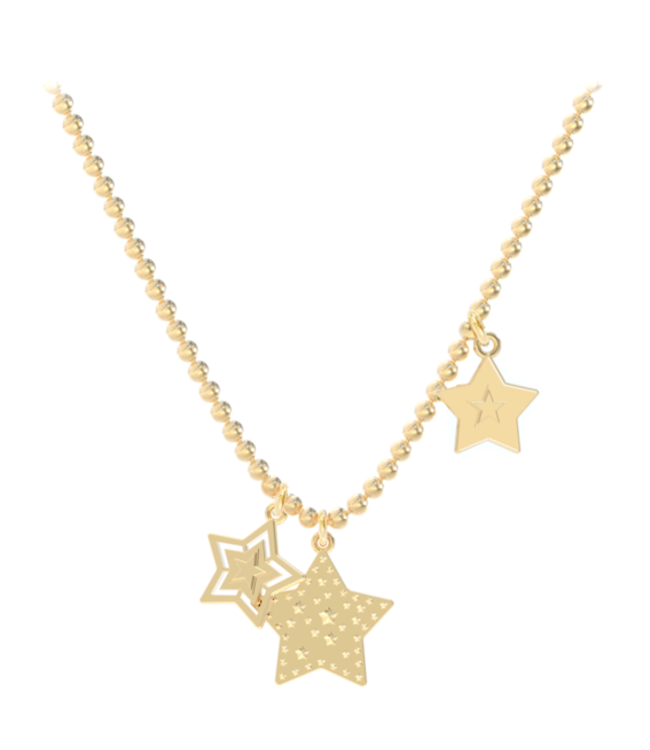 Necklace Jezebel Star