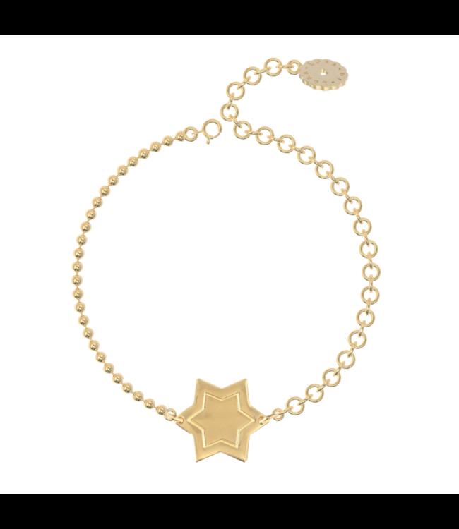 Bracelet Bindi Star