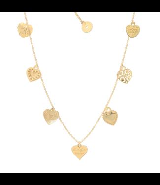 Necklace Chikki Heart