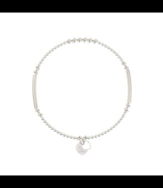 Bracelet Candy-Coconut White