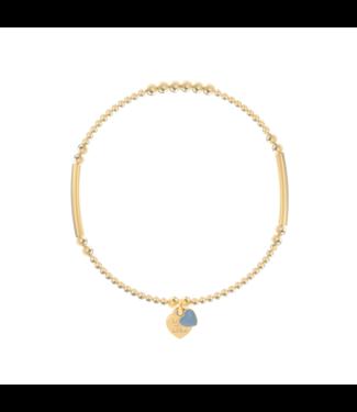 Bracelet Candy-Denim Blue