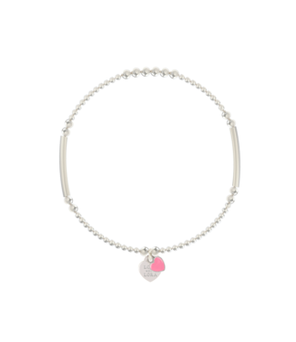 Bracelet Candy-Bubblegum Pink