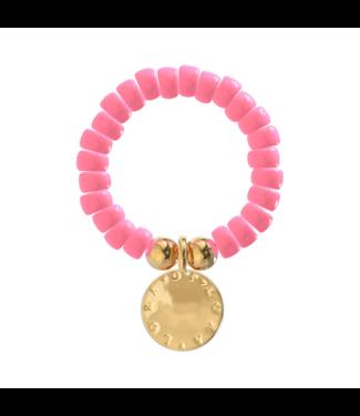 Ring Cookie-Bubblegum Pink