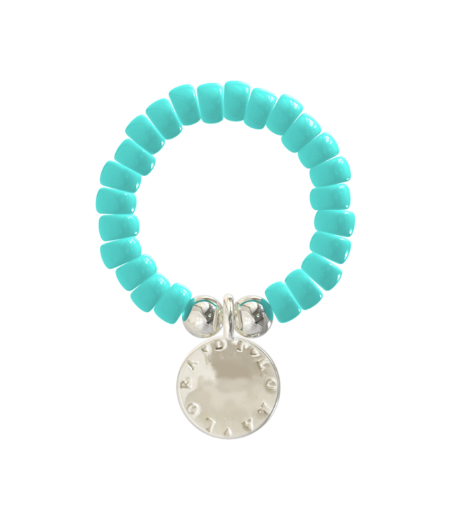 Ring Cookie-Caribbean Turquoise