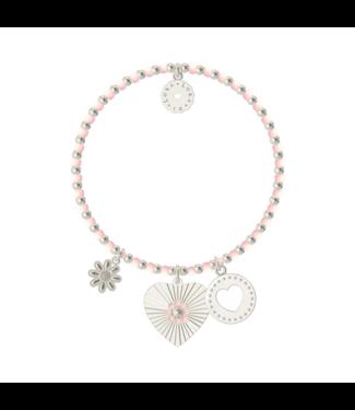 Bracelet Bachata St. Tropez (Blossom Pink)