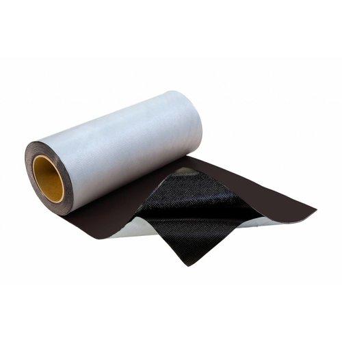 Zelfklevend lood antraciet grijs 30 x 500 cm = 1,5 m2