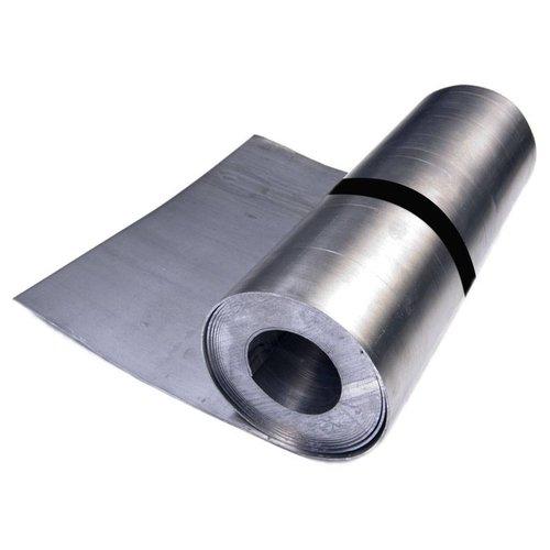 Dak en Lood Lood 30 ponds, rol lood 100 cm x 167 cm, 2,65 mm dik, 50 kg
