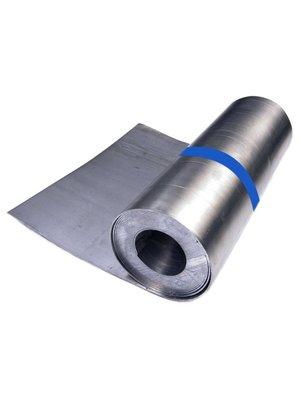 Dak en Lood Bladlood 20 ponds, rol 100 cm x 250 cm, 1,76 mm dik