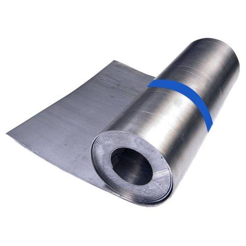Dak en Lood Lood 20 ponds, rol lood 100 cm x 250 cm, 1,76 mm dik, 50 kg