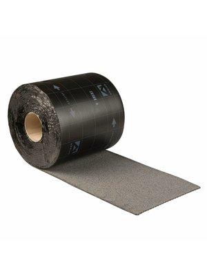Ubbink Ubiflex Standaard Loodvervanger, 10 cm x 12 meter, grijs