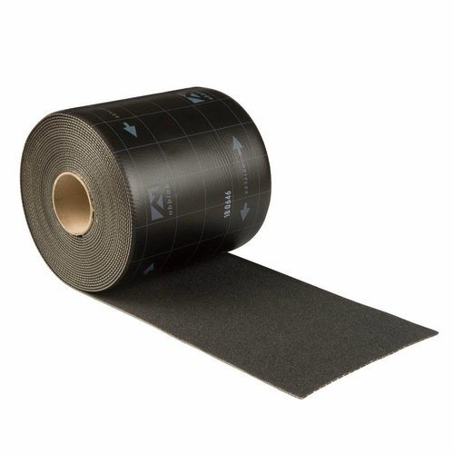 Ubbink loodvervanger Ubiflex Standaard Loodvervanger, 100 cm x 6 meter, zwart