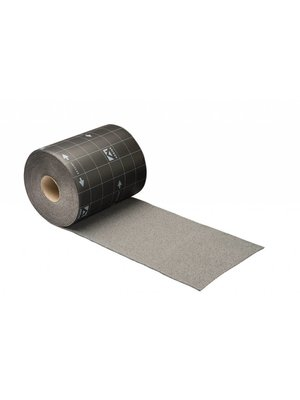 Ubiflex Ubiflex Standaard Loodvervanger, 33,3 cm x 12 meter, grijs