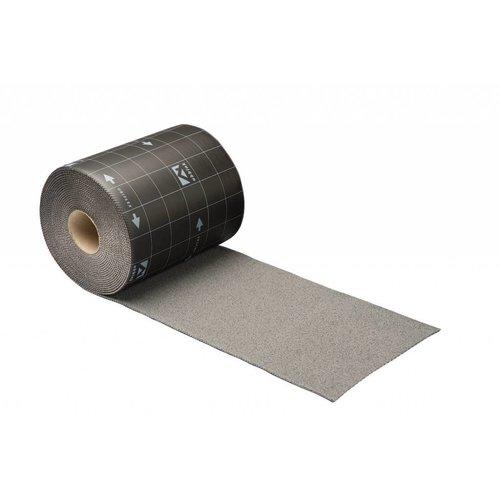 Ubbink loodvervanger Ubiflex Standaard Loodvervanger, 33,3 cm x 12 meter, grijs