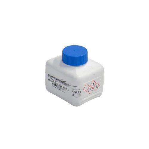 Soldeervloeimiddelen - Soldeerwater t.b.v. oud zink koperen goot, Soflux extra potje à 250 ml