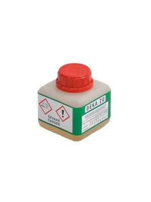 Soldeervloeimiddelen - Soldeerwater t.b.v. gepatineerd zink, potje à 250 ml