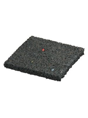 Rubber granulaat t.b.v. tegeldragers - 10 stuks