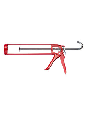 Basis kitspuit handmatig, rood