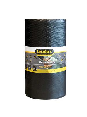 Leadax Leadax Loodvervanger, 33 cm x 6 meter, zwart