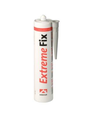 Dak en Lood Ubiflex Extreme Fix Kit koker 290ml grijs