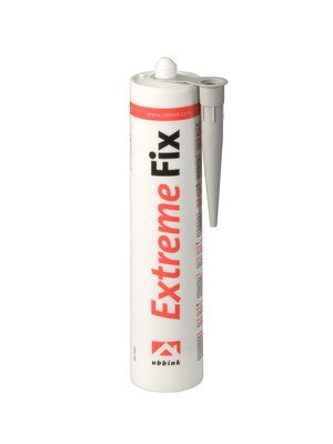 Dak & Lood Ubiflex Extreme Fix Kit koker 290ml grijs