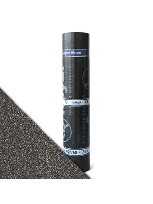Royalgum Royalgum Bicom zwart bezand 470K14 5 of 7,5 M