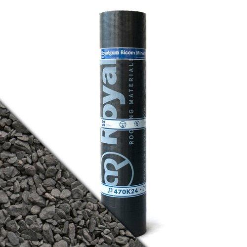 Royalgum Royalgum Bicom mineraal zwart leislag 470K24