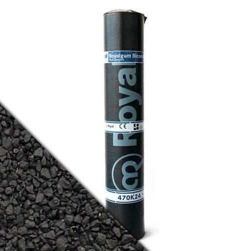 Royalgum 7,5 M Royalgum Bicom zwart granulaat  470K24 7,50 x 1 m