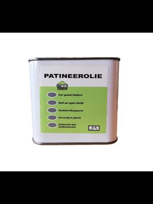 Dak en Lood Patineerolie 0,5 L
