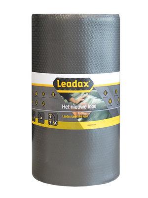 Leadax Leadax Loodvervanger - 33 cm x 6 meter - Grijs
