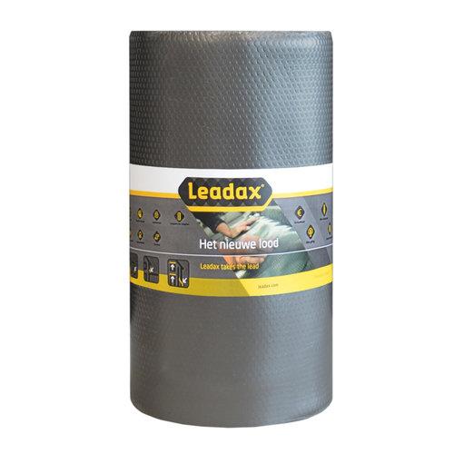 Leadax Leadax Loodvervanger - 15 cm x 6 meter - Grijs