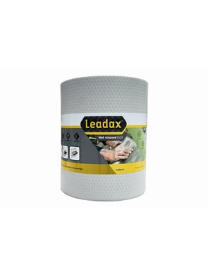 Leadax loodvervanger - Het nieuwe lood Leadax Loodvervanger - 25 cm x 6 meter - Wit
