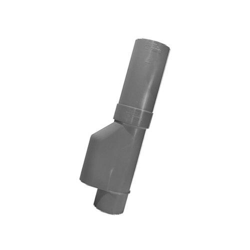 PVC Bladvanger (Rooster) - Ø80 mm