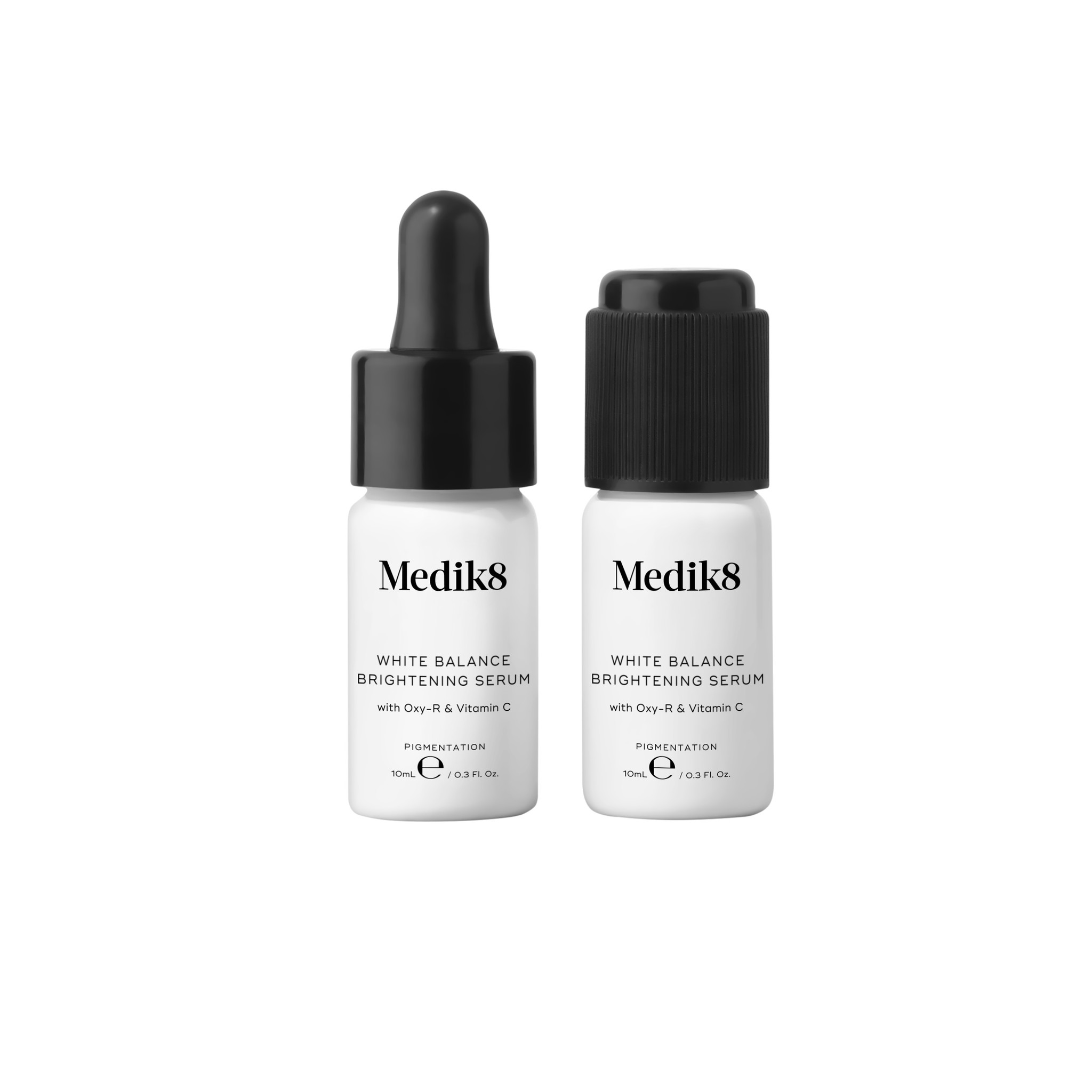 Medik8 Medik8 White Balance Brightening Serum 2 x 10ml (white balance click oxy-r)