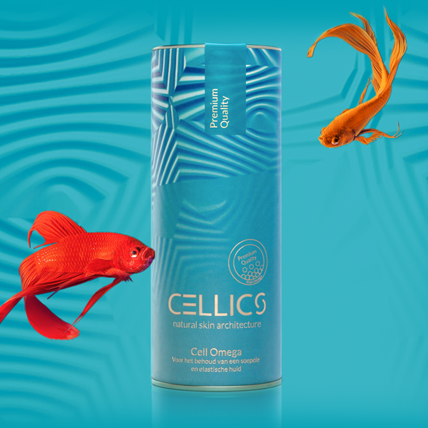 Cellics Cellics Cell Omega3 (120 caps)