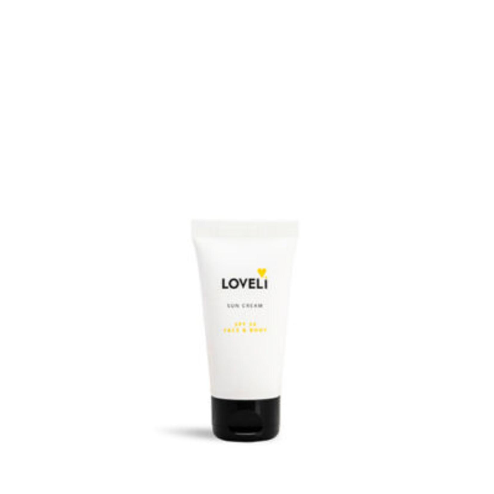 Loveli Loveli Sun Cream spf 30 (50 ml)