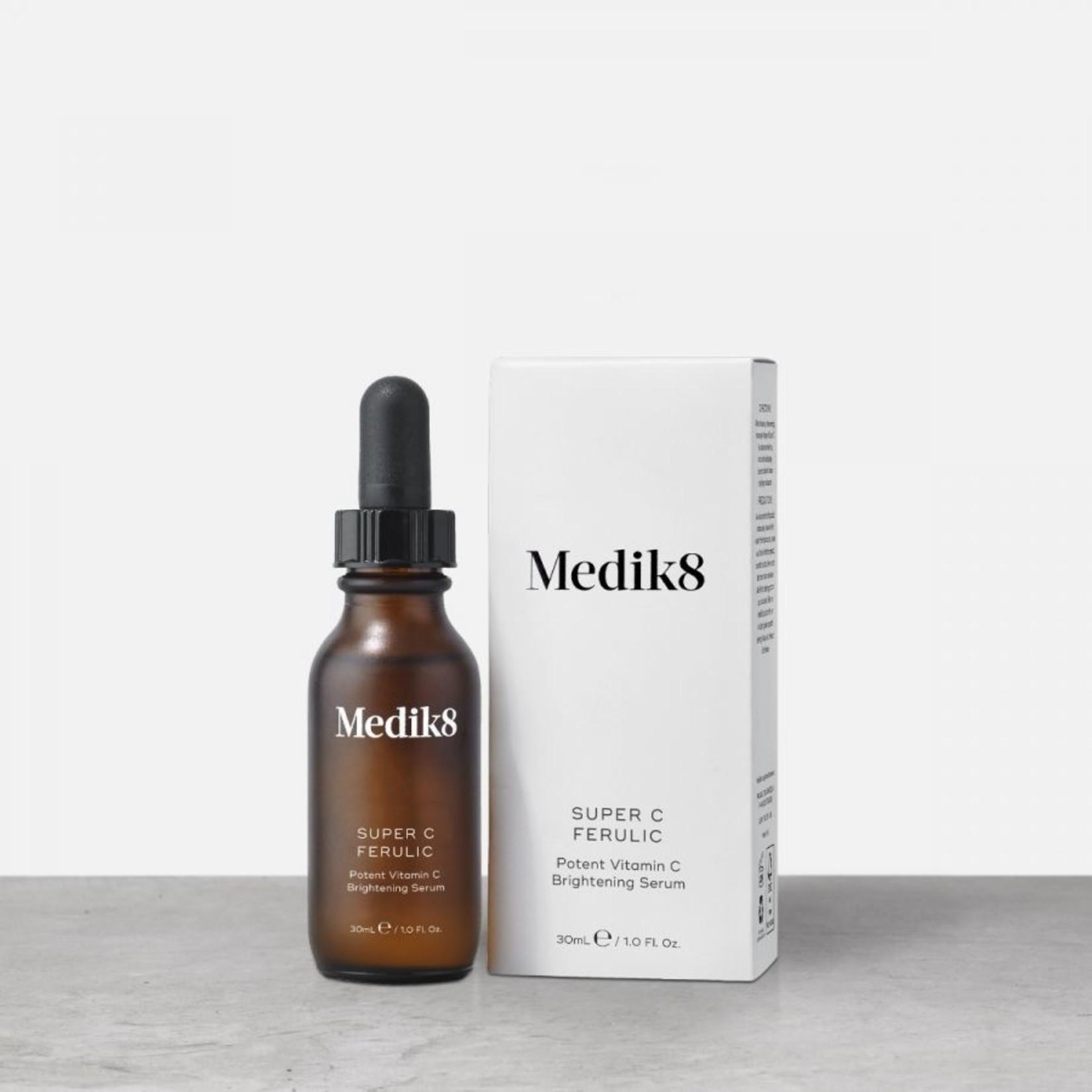 Medik8 Super C Ferulic Potent Vit C Brightening Serum