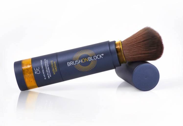 Susan Posnick Susan Posnick - Navulling Brush on Block SPF 30