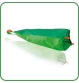 Arion Sim-Slide aan- en uittrekhulpmiddel voor therapeutisch elastische kousen / steunkousen met een open teenstuk