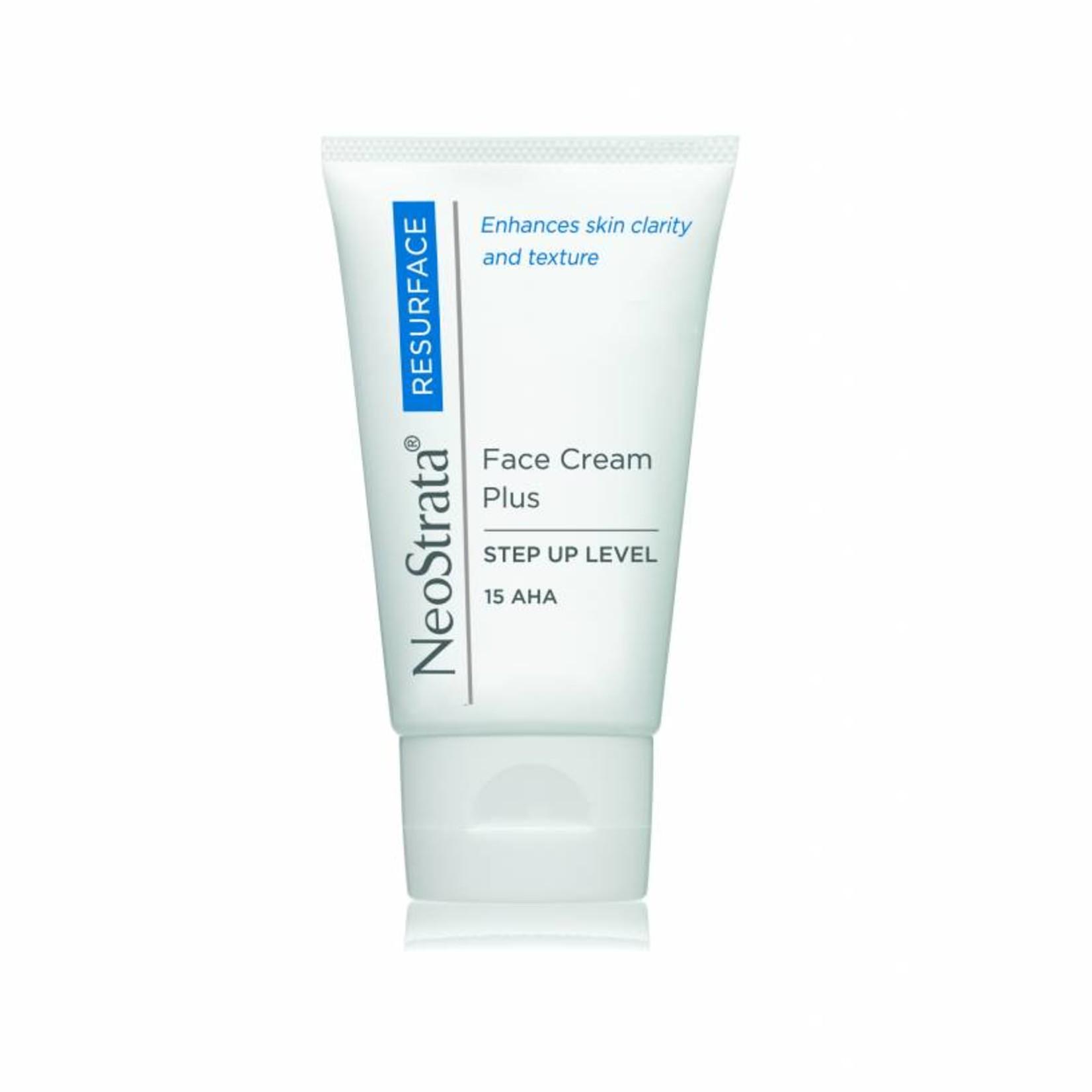 Neostrata 15% glycolzuur crème - 15 AHA Face Cream Plus 40gr