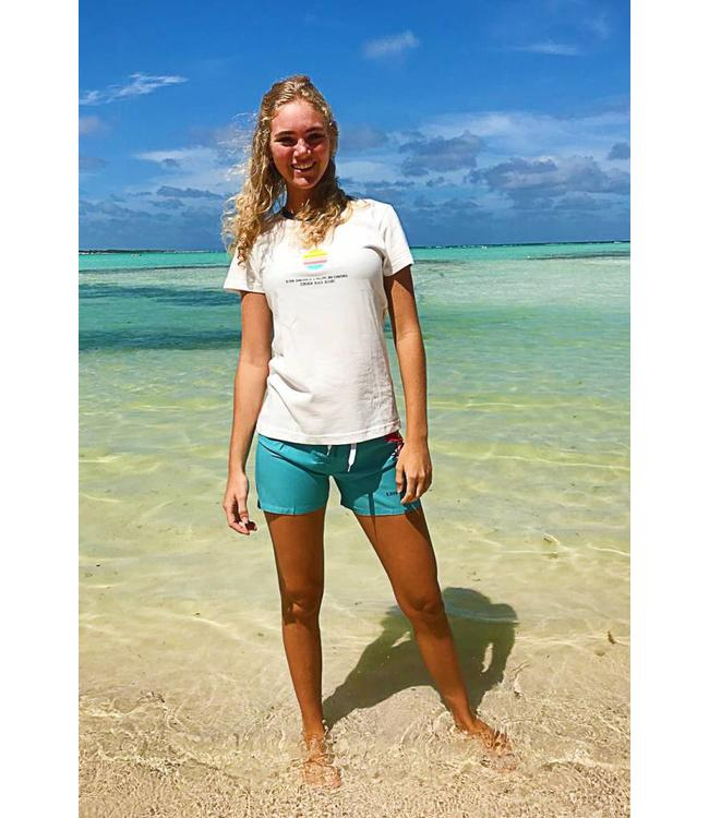 Women's T-Shirt Beige