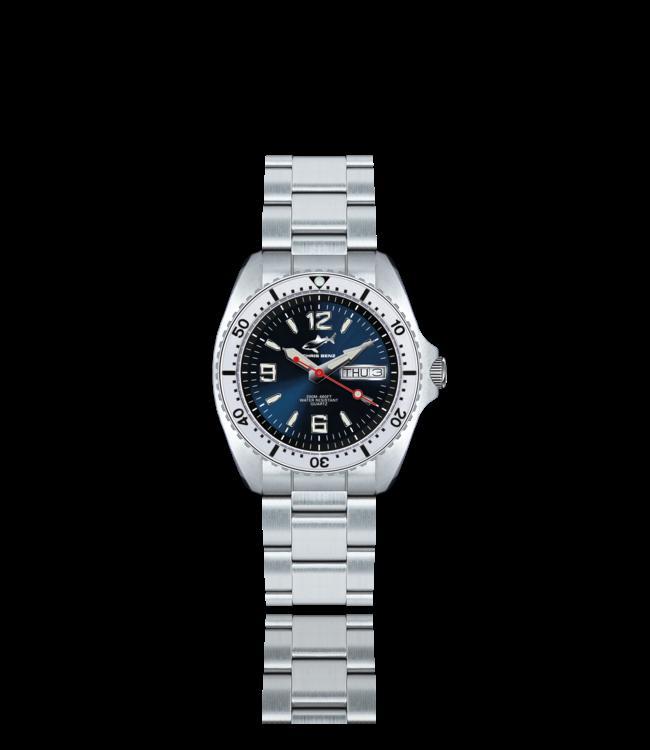 Chris Benz Watches One Medium 200M - Deep Sea Blue