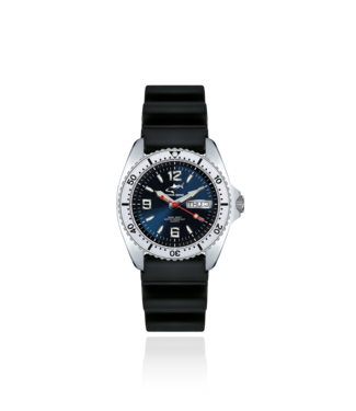 Chris Benz Watches One Medium 200M - Deep Sea Blue