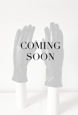 NAPPA LEATHER GLOVES BLACK