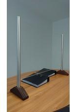 Spuck - und Niesschutz aus Plexiglas für Büros, Kantinen und Empfang