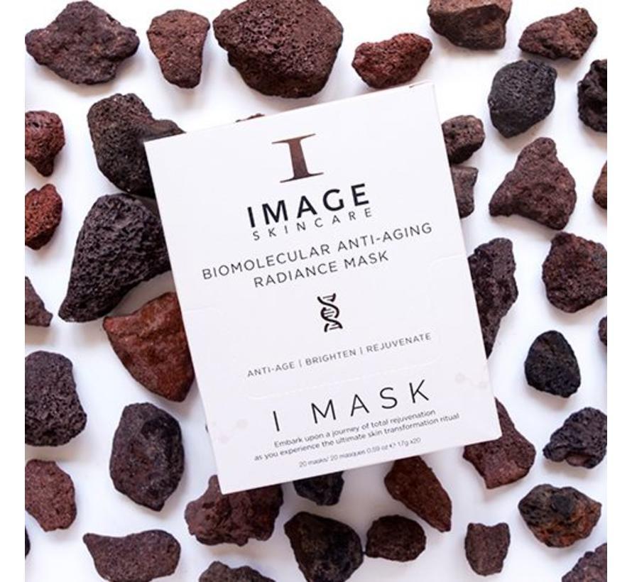 I Mask Biomolecular Anti-aging Radiance Mask (5st)