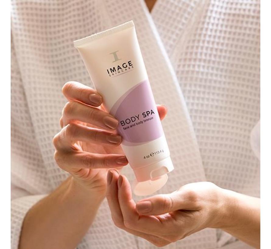Body Spa Face and Body Bronzer Crème (118ml)